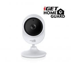 Kamera iGET HOMEGUARD HGWIP815 bezdrátová IP Full HD kamera, záběr 145°,FTP, Email, WiFi, IR, microSD