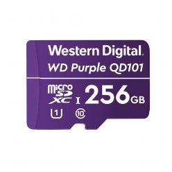 WD Purple 256GB microSDXC karta, UHS-I U1