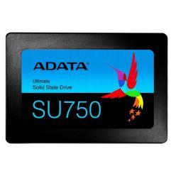 "ADATA SU750 256GB 2.5"" SSD, SATA III, 550R/520W"