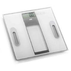 ADE GERMANY Osobní váha s analyzátorem těla BA 1301 Tabea white / silver