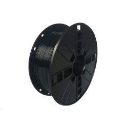 GEMBIRD 3D PLA PLUS plastové vlákno pro tiskárny, průměr 1,75mm, 1kg, černá