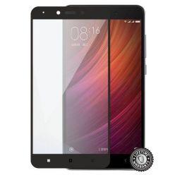 Screenshield XIAOMI Redmi Note 4 Tempered Glass protection (full COVER black)