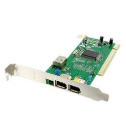 4World interní Firewire řadič, 3+1 1394a, PCI