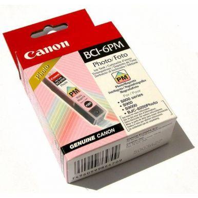 CANON BCI-6PM náplň foto purpurová