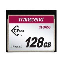 Transcend 128GB CFast 2.0 CFX650 paměťová karta