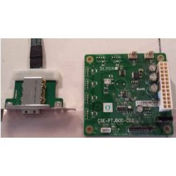 SUPERMICRO CSE-PTJBOD-CB2 Power board for JBOD - Power supply monitor/Fan speed control card