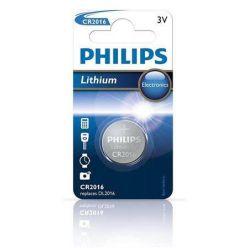 Philips baterie CR2016 - 1ks