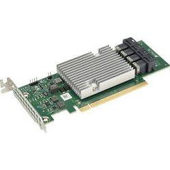 """Supermicro AOC-S3616L-L16IT SAS3HBA 4×8643, PCI-E16, LP (2,7"""")"""