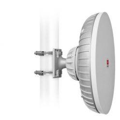 RF elements StationBox XL CC - 2.4 GHz 14dBi MIMO, hliníkový box pro RB 911, 912, 711, 411