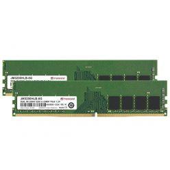 Transcend JetRam 2x8GB DDR4 3200MHz CL22 DIMM, 1.2V