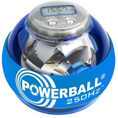NSD Powerball Sportsgyro 250Hz Pro Blue