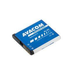 Baterie do mobilu Nokia 6700 Classic Li-Ion 970mAh (náhrada BL-6Q)