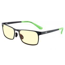 GUNNAR herní brýle RAZER FPS MINI / obroučky v barvě ONYX / jantarová skla  NATURAL
