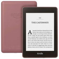 Amazon Kindle Paperwhite 4 8GB Wi-Fi Plum (2018), sponzorovaná verze