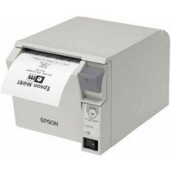 Epson TM-T70II, pokladní termotiskárna, bílá, COM, USB, včetně zdroje