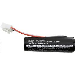 Náhradní baterie k registrační pokladně EET FiskalPRO VX675