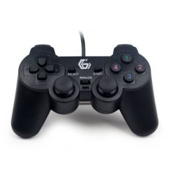 Gembird  Joy Gamepad JPD-UDV-01, vibrační,  USB