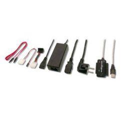 PremiumCord převodník IDE/SATA na USB 2.0, včetně napájecího zdroje