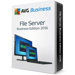 AVG prodloužení Key AVG File Server Edition 2016 EDU 2PC (1rok) email