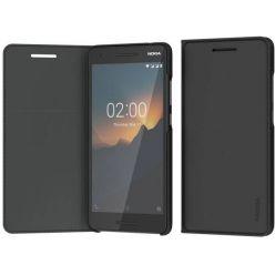 Nokia Slim Entertainment Flip cover CP-220 for Nokia 2.1 Black