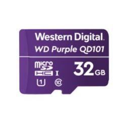 WD Purple 32GB microSDHC karta, UHS-I U1