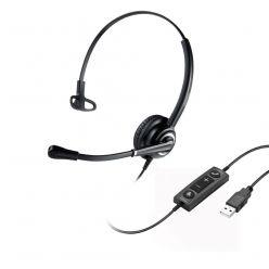 WELL Mairdi MRD-612 USB, náhlavka, mono