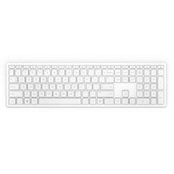 HP Bezdrátová klávesnice Pavilion 600 -  bílá CZ