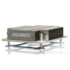 SUPERMICRO  1U passive  heatsink  s1156, s1155