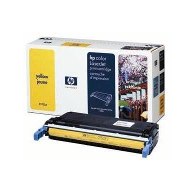 HP C9732A, žlutý toner