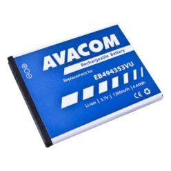 AVACOM náhrada za Samsung EB494353VU, Li-ion, 3.7V, 1200mAh