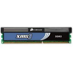 Corsair XMS3 8GB DDR3 1600MHz CL11-11-11-30 DIMM, 1.5V