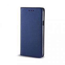 Pouzdro s magnetem Huawei Y6 2017 blue