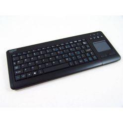ARCTIC K481, bezdrátová klávesnice s touchpadem, CZ, USB, černá