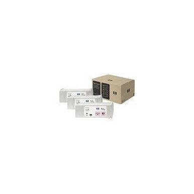 C4932A, náplň č.81, purpurová, DSJ 5xxx (680ml)