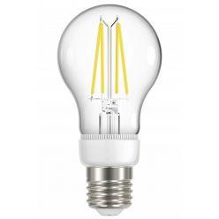 IMMAX NEO SMART LED žárovka filament E27 6,3W, teplá bílá, stmívatelná, Zigbee 3.0