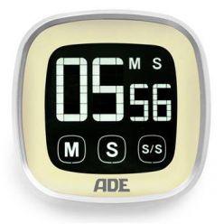 ADE GERMANY Kuchyňská minutka TD 1301, žlutá