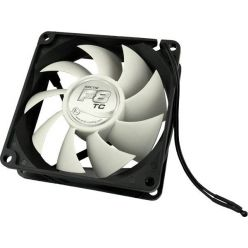Arctic F8 TC, ventilátor 80x25mm, termoregulace, 500-2000rpm, 3-pin