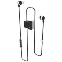 Pioneer špuntová sportovní sluchátka s BT bílá