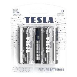 Tesla D SILVER+ alkalická, 2 ks, ND