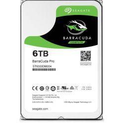 "Seagate BarraCuda Pro 6TB, 3.5"" HDD, 7200rpm, 256MB, SATA III"