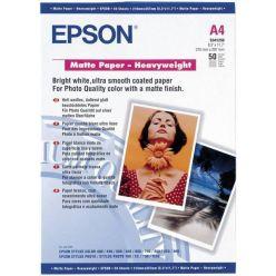 EPSON - Matte Paper - Heavyweight A4, C13S041256