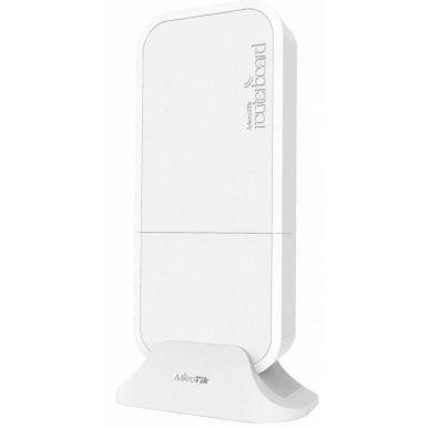 Mikrotik RouterBOARD wAP LTE kit + L4 (650MHz, 64MB RAM, 1xLAN, 1x 802.11n, 1x LTE) outdoor,  4,5 dBi, SIM slot