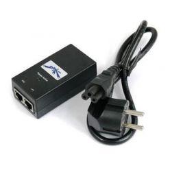 UBIQUITI • POE-24-UBNT • 24V/1A (24W) napájecí zdroj s integrovaným PoE injektorem
