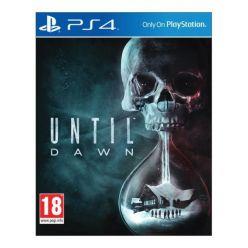 PS4 hra Until Dawn HITS