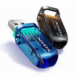 ADATA UD230 - 64GB flash disk, USB 2.0, modrý