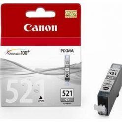Canon CLI-521GY, inkoustová cartridge, šedá