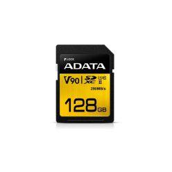 ADATA Premier ONE 128GB SDXC karta, UHS-II U3, 290R/260W