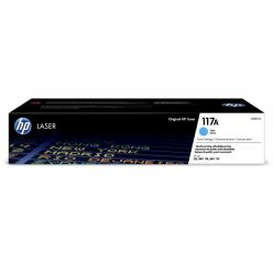 HP toner 117A (cyan, 700str.) pro HP Color Laser 150a, 150nw, HP Color Laser MFP 178nw, 179fnw