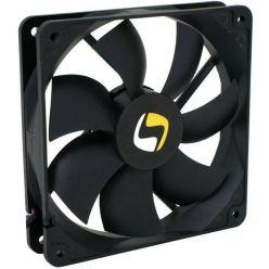SilentiumPC Zephyr ventilátor 80x25mm, 1400rpm, 14dBA, 3-pin