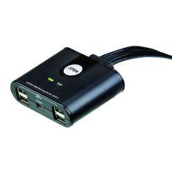 ATEN US424, USB 2.0 Přepínač periferií 4:4